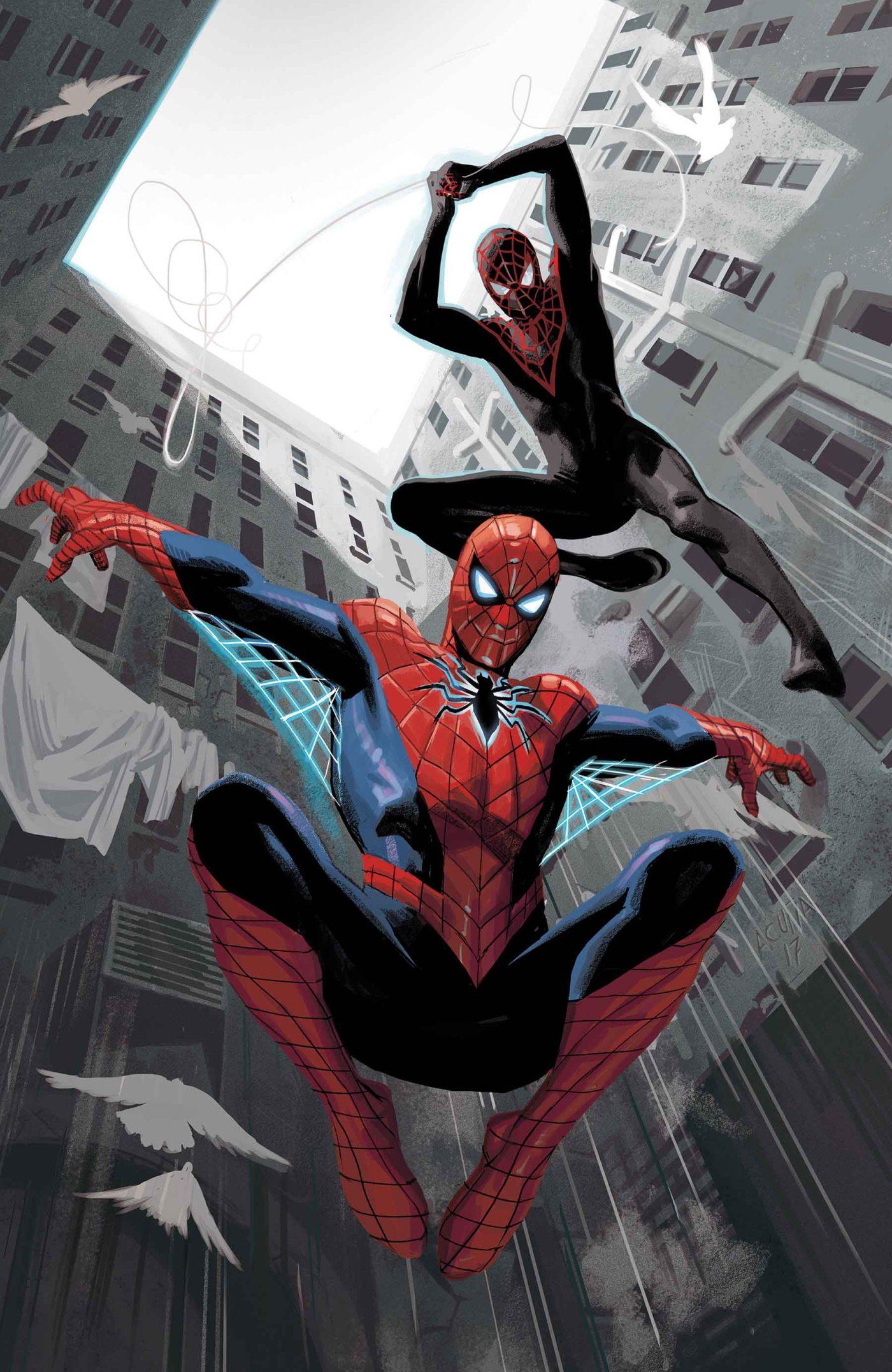 Spider Men Caxador Comics